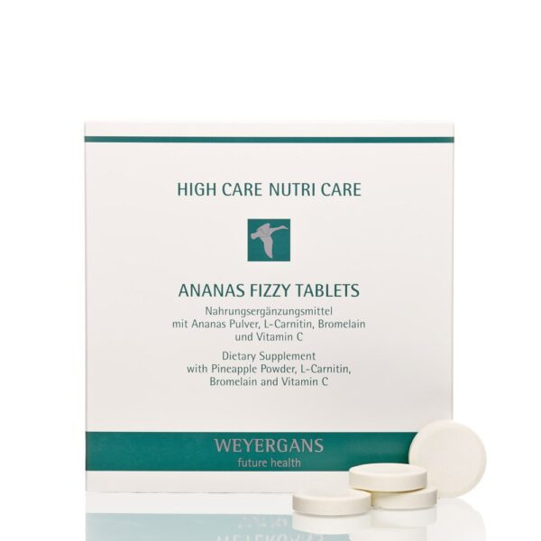Ananas Fizzy Tabs